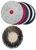 Floor Machine Pads & Brushes