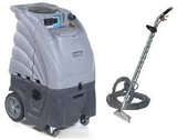 Sandia Sniper Heated Carpet Extractor 80-2100H Complete with Wand and Hose Kit