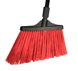 Maxistrong Angle Broom-  Unflagged