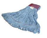 Blue Loop Mop Head