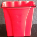 Dirty Water Bucket for use with Rubbermaid WaveBrake