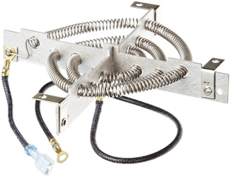Replacement heating element Assembly for hand dryer