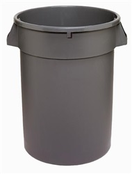 32, 44 & 55 Gallon Round Receptacle