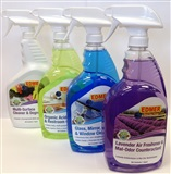 Eco Friendly Facility Cleaning Kit