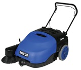 BSW 28 battery powered sweeper