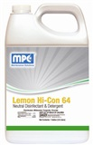 Lemon Hi-Con 64 Neutral Disinfectant & Detergent
