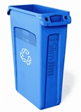 Slim Jim® container Blue Recycle