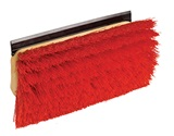 Bi-Level Scrub Brush with Squeegee