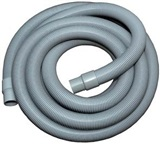 "10' x 1 1/2"" Crushproof Vac hose with cuffs"
